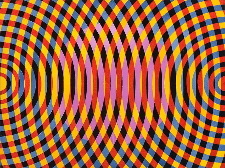 with op art what you see isn u2019t what you get  u2014 art guide australia