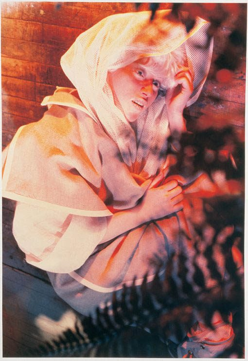 Cindy Sherman Untitled #130, 1983 c-print 101.2 by 75.8 cm.  J.W. Power Collection at the Museum of Contemporary Art, Sydney