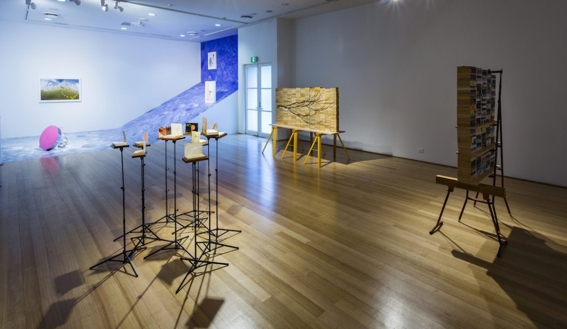 kylie stillman the opposite of wild art guide  kylie stillman the opposite of wild 2017 installation view dimensions variable image courtesy of the artist and utopia art sydney