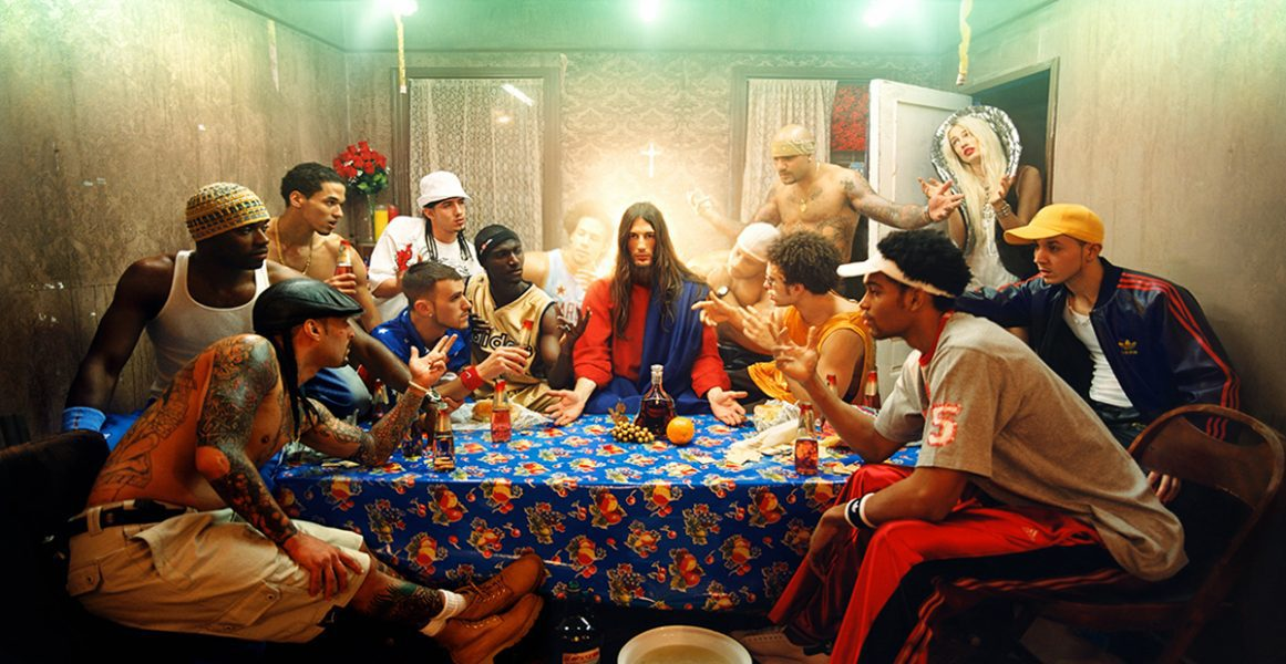David LaChapelle, Last Supper, 2003