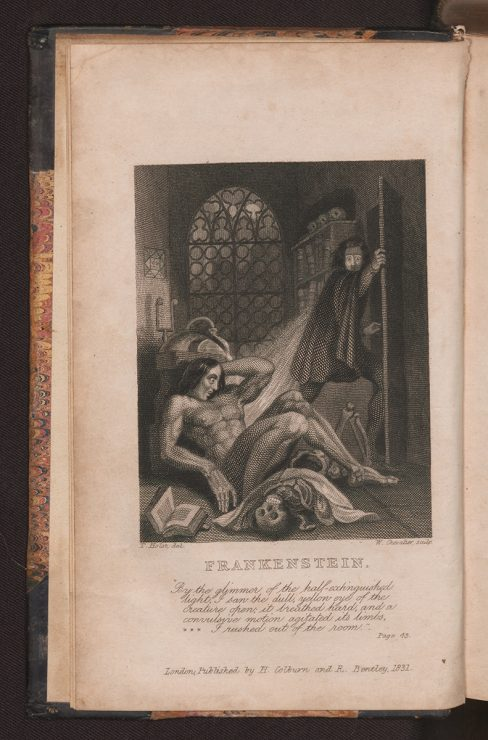 Dark Imaginings: Gothic Tales of Wonder — Art Guide Australia