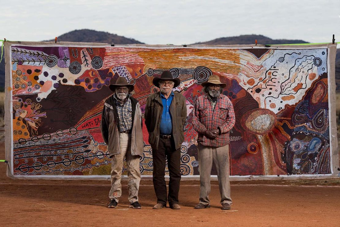 Apy Art Centre Collective Launches Sydney Gallery Art
