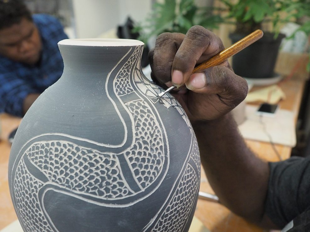 Clay Stories Contemporary Indigenous Ceramics From Remote