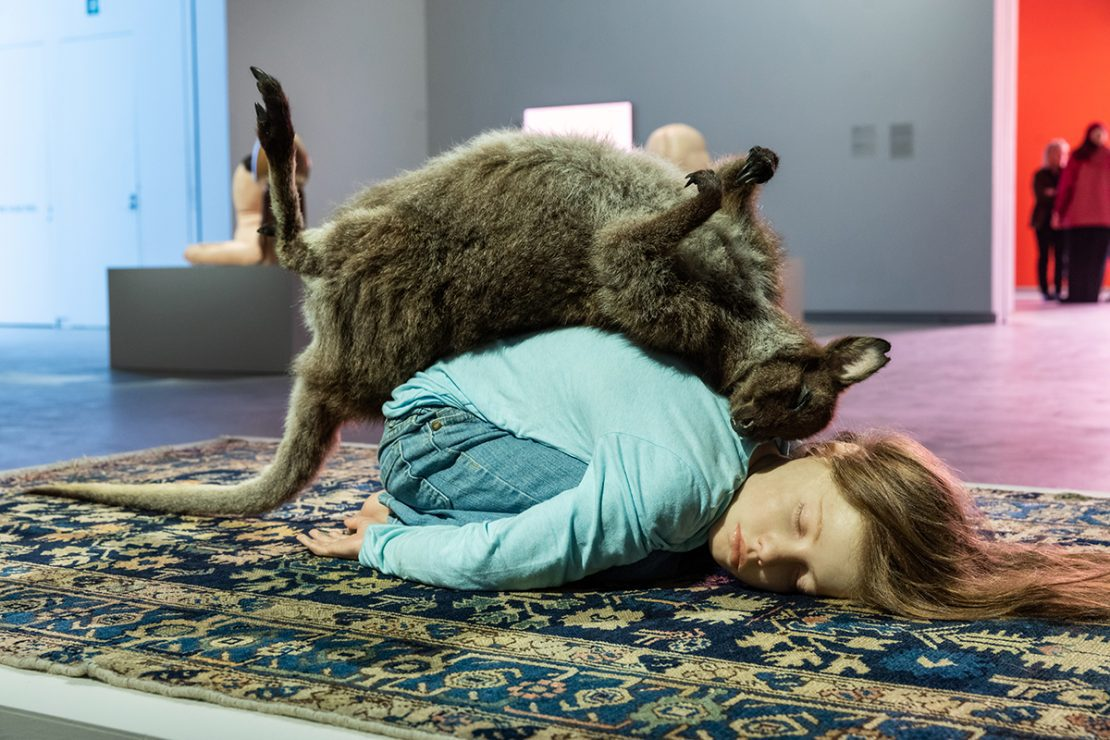 Patricia Piccinini And Joy Hester Through Love Art