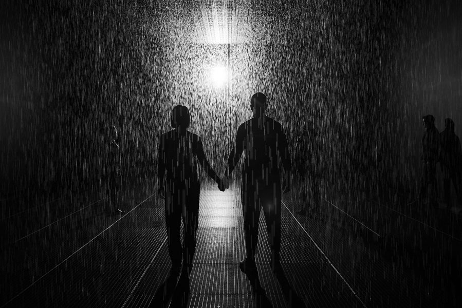 Walking in the uncanny rain — Art Guide Australia